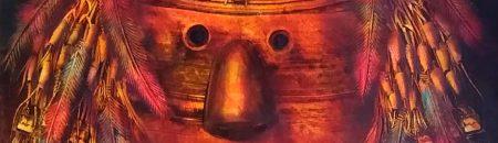 Máscara Ritual - Germán Gómez Velásquez